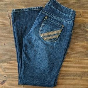 Chico's Platinum Dayton MR Jeans